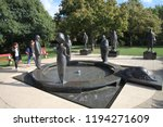 budapest hungary   25 september ... | Shutterstock . vector #1194271609