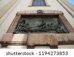 budapest hungary   25 september ... | Shutterstock . vector #1194273853