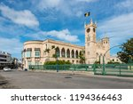 bridgetown  barbados   december ... | Shutterstock . vector #1194366463