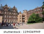 baden wurttemberg  germany  ...   Shutterstock . vector #1194369949