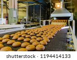confectionery factory.... | Shutterstock . vector #1194414133