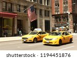 new york  usa   may 30  2018 ... | Shutterstock . vector #1194451876