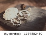 watches disassembled and... | Shutterstock . vector #1194502450