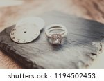 watches disassembled and... | Shutterstock . vector #1194502453