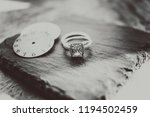 watches disassembled and... | Shutterstock . vector #1194502459