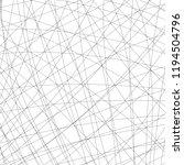 abstract psychedelic art... | Shutterstock .eps vector #1194504796