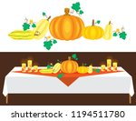 illustration vector flat... | Shutterstock .eps vector #1194511780