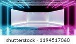 elegant white modern reflective ... | Shutterstock . vector #1194517060