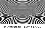 optical illusion lines... | Shutterstock .eps vector #1194517729