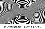 optical illusion lines... | Shutterstock .eps vector #1194517750
