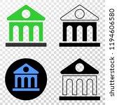 library building eps vector...   Shutterstock .eps vector #1194606580