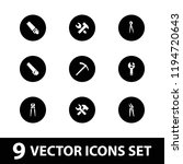 wrench icon. collection of 9...   Shutterstock .eps vector #1194720643