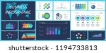 business presentation page... | Shutterstock .eps vector #1194733813
