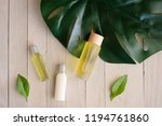cosmetic nature skincare and... | Shutterstock . vector #1194761860