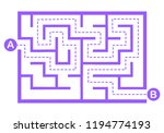 illustration with simple...   Shutterstock .eps vector #1194774193