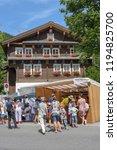 engelberg  switzerland   31... | Shutterstock . vector #1194825700