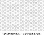 silver texture. symmetrical... | Shutterstock .eps vector #1194855706