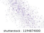 light purple vector template... | Shutterstock .eps vector #1194874000