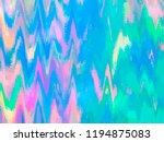 opal gemstone background.... | Shutterstock .eps vector #1194875083