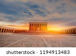 anitkabir  mausoleum of ataturk ... | Shutterstock . vector #1194913483