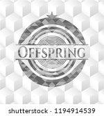 offspring retro style grey... | Shutterstock .eps vector #1194914539