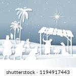 vector illustration of a... | Shutterstock .eps vector #1194917443