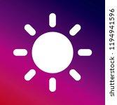 luminosity icon vector...   Shutterstock .eps vector #1194941596
