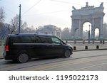 milan   italy 4 october 2018  ... | Shutterstock . vector #1195022173