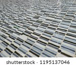textures and pattern in the... | Shutterstock . vector #1195137046