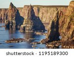 Sunrise At Stacks Of Duncansby...