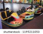 modello  italy   september 10 ... | Shutterstock . vector #1195211053