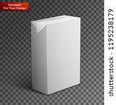 milk  juice  beverages  carton... | Shutterstock .eps vector #1195238179