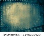 Film Negative Frames Grunge...