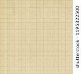 millimeter paper background  | Shutterstock . vector #1195322500