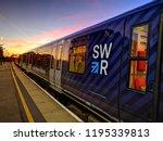 basingstoke  uk. 24th september ... | Shutterstock . vector #1195339813