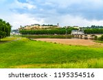 chinon  france  castle of... | Shutterstock . vector #1195354516