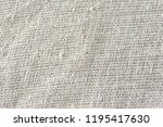 texture canvas fabric as... | Shutterstock . vector #1195417630