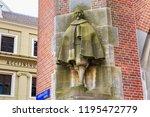 amsterdam  netherlands   june... | Shutterstock . vector #1195472779