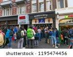 amsterdam  netherlands   june... | Shutterstock . vector #1195474456