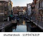 venice  italy   september 28 ...   Shutterstock . vector #1195476319