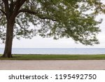 A Veiw Of Lake Michigan From...