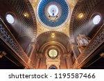 prague  czech republic  ...   Shutterstock . vector #1195587466