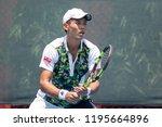 hua hin  thailand october 1... | Shutterstock . vector #1195664896