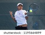 hua hin  thailand october 1... | Shutterstock . vector #1195664899
