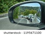 istria  croatia. august 2018....   Shutterstock . vector #1195671100