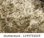 brown long hair carpet texture... | Shutterstock . vector #1195731019