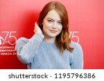 venice  italy   august 30  emma ... | Shutterstock . vector #1195796386