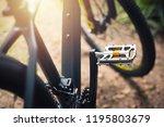 isolate lightweight aluminium...   Shutterstock . vector #1195803679