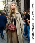 milan  italy   september 22 ... | Shutterstock . vector #1195913296