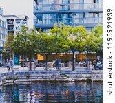 dublin  ireland   september... | Shutterstock . vector #1195921939